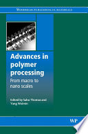 Advances in Polymer Processing Book