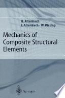 Mechanics Of Composite Structural Elements Book PDF