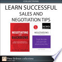Learn Successful Sales And Negotiation Tips Collection  Book PDF