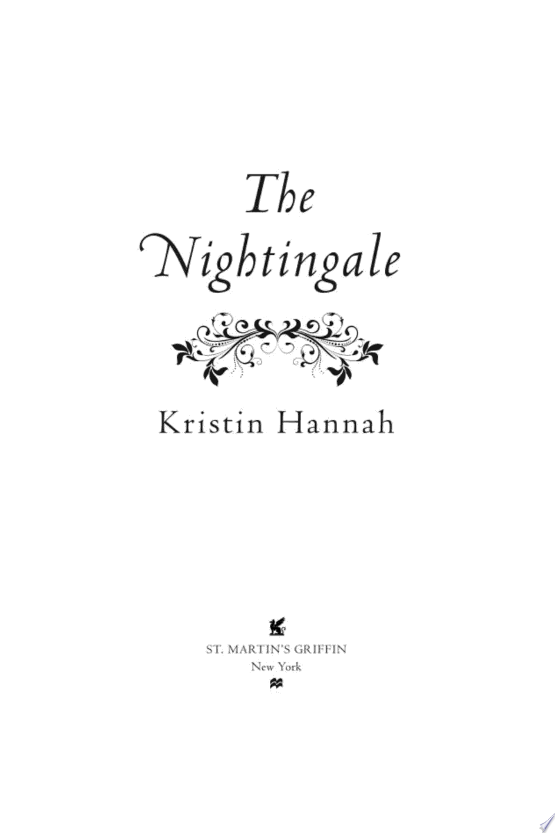 The Nightingale image