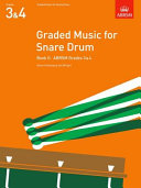 Graded Music for Snare Drum