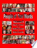 People of Few Words - Book Online