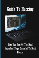 Guide To Hacking