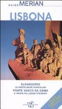 Copertina Libro Lisbona. Con cartina estraibile