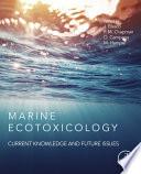 Marine Ecotoxicology Book