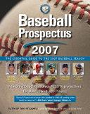 Baseball Prospectus 2007