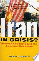 Iran In Crisis  PDF