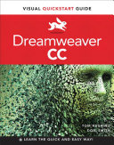 Cover of Dreamweaver CC