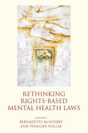 Rethinking Rights Based Mental Health Laws