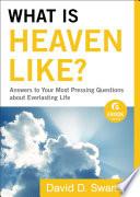 What Is Heaven Like   Ebook Shorts