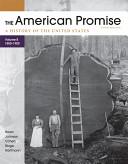 The American Promise  Volume B Book PDF