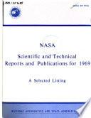 NASA Scientific and Technical Reports