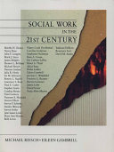 Pdf Social Work in the 21st Century