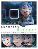 Learning Blender