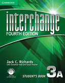 Interchange Level 3 Student's Book A with Self-study DVD-ROM