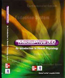 MediaPhys  An Introduction to Human Physiology  3 0 Version CD ROM