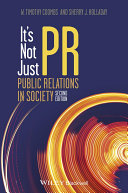 It s Not Just PR
