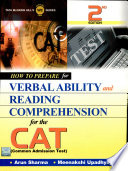 """Verbal Ability & Reading Compre Cat, 2E"" by Sharma"