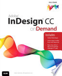 Adobe InDesign CC on Demand