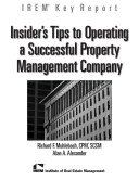 Insider s Tips to Operating a Successful Property Management Company