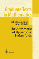 The Arithmetic of Hyperbolic 3 Manifolds