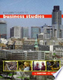 A Student's Guide to Business Studies