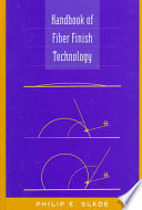 Handbook Of Fiber Finish Technology Book PDF