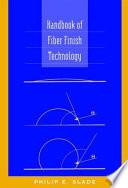Handbook of Fiber Finish Technology Book