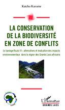 Pdf Conservation de la biodiversité en zone de conflits Telecharger