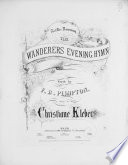 The Wanderers Evening Hymn