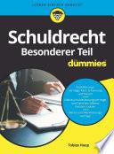 Öffnen Sie das Medium Schuldrecht Besonderer Teil Für Dummies von Huep, Tobias im Bibliothekskatalog