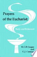 Prayers of the Eucharist