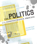 The Politics Of The Administrative Process 4th Edition