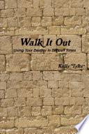 Walk It Out Pdf/ePub eBook
