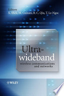 Ultra Wideband Wireless Communications And Networks