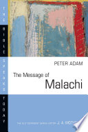 The Message of Malachi