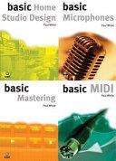 Studio Recording Basics
