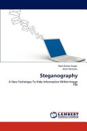 Steganography Book