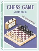 Chess Game Scorebook