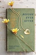 Before Ever After [Pdf/ePub] eBook