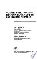 Voiding Function and Dysfunction