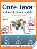 JAVA, The Complete Reference ~~ Volume -II Fundamentals