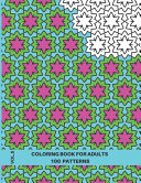 Tessellation Coloring Book for Adults