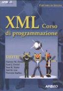 XML. Corso di programmazione
