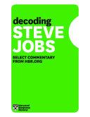 Pdf Decoding Steve Jobs Telecharger