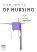 Contexts of Nursing Book PDF