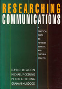 Researching Communications