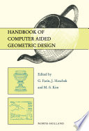 Handbook of Computer Aided Geometric Design
