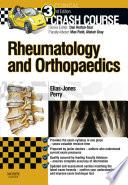 Crash Course Rheumatology and Orthopaedics Updated Edition   E Book