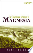 The Chemistry and Technology of Magnesia Book